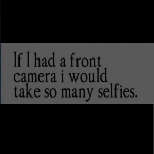 30+ Quotes For Selfies