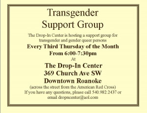 Transgender Support Picture
