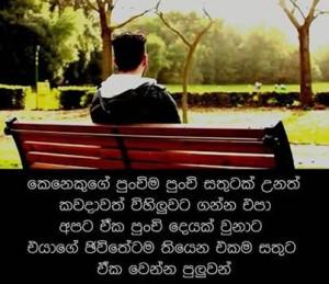 Sinhala Nisadas for Teacher
