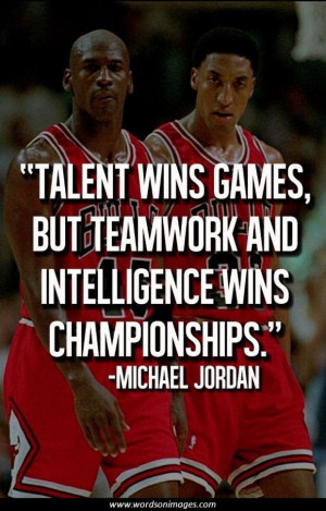 Michael jordan basketball quotes