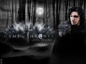 House Stark Jon Snow wallpaper