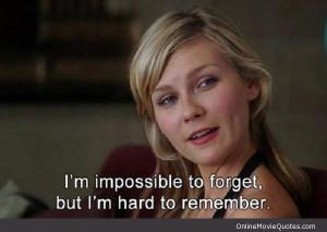 Memorable line from the 2005 romance movie Elizabethtown starring ...
