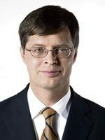 Jan Kees de Jager en Jan Peter Balkenende rijden elektrisch tijdens de ...