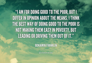 Doing Good Quotes