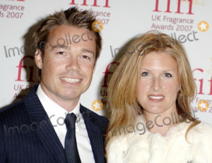 Graeme Le Saux Picture London UK Graeme Le Saux and Georgina Le Saux