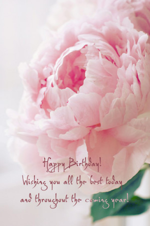 Birthday cards for women
