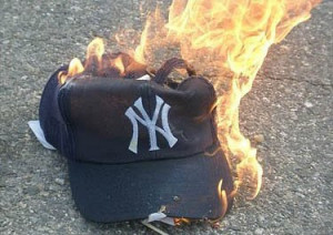 hate the Yankees