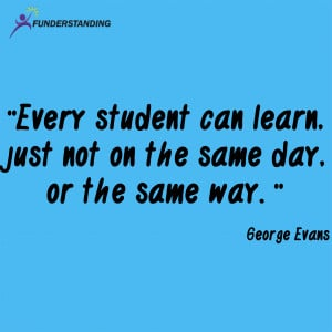 Motivational Quotes For Students Success every student can learn,