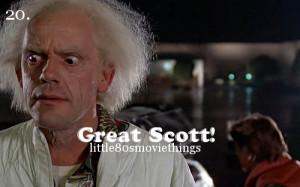 80s Movie Quotes