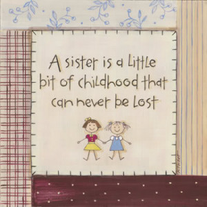 Sister Sayings For Facebook sister quotes photo Sister