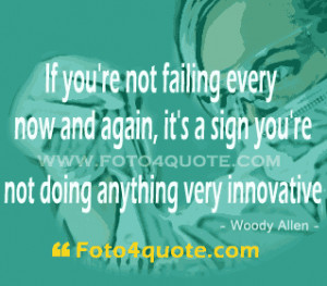 ... Home Inspirational quotes Inspirational quotes – Failure and success