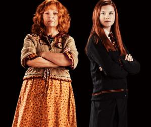 ask-ginevra-ginny-weasley:The Weasley chicks.
