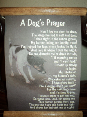 Poems About Dogs