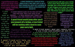 Lost friend friendship quotes (7)