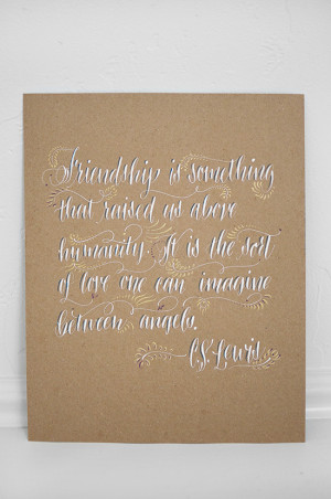 This quote is heading to a client for a friend's birthday. What a ...