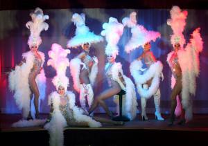 Las Vegas Showgirl Costumes