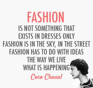 Top Fashionista Quotes of All Time that Every Girl Should Know