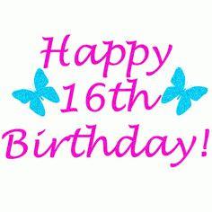 birthday wishes | 16th birthday wishes, funny birthday wishes ...