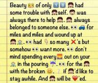 Instagram Emoji Quotes. QuotesGram