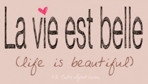 life is beautiful,life is beautiful quotes,beautiful quotes about life