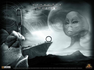 Thread: Holy Alien - Stargate Worlds Wallpaper : Holy Alien Wallpaper