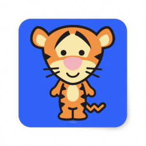 Tiger Cub Stickers From Zazzle