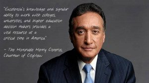 Henry Cisneros Henry cisneros quote