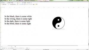 Yin Yang Tumblr Quotes Add your yin yang image and