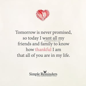 unknown-author-color-text-cream-paper-tomorrow-never-promised-thankful ...
