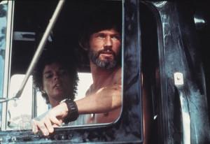 Still of Kris Kristofferson and Ali MacGraw in Convoy (1978)