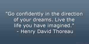 thoreau quote 27 Inspirational Graduation Quotes Which Are Magical ...