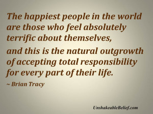 Inspirational-Life-Quotes - Personal Responsibility - Tracy