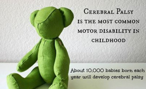 One thing I really wish people got about cerebral palsy is…