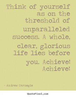 success quotes pictures make custom quote image