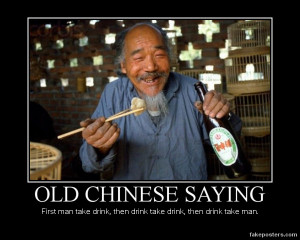 Old Chinese Sayings Funny