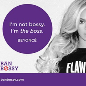 bossy person