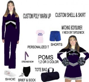Cheer Quotes For Teams Grand total cheer pak $224.95