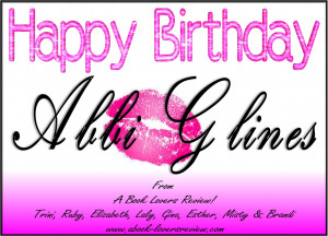 ... GLINES BIRTHDAY BASH: The Best of Abbi Glines Book Quotes + Givaway