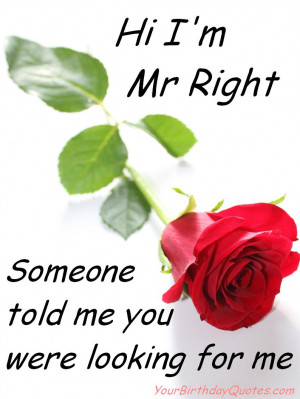 funny-quotes-about-love-mr-right