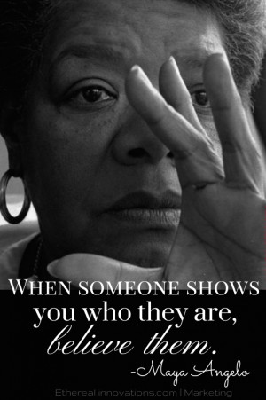 ... to help others. May you also experience a Maya Angelou legacy