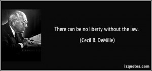 More Cecil B. DeMille Quotes