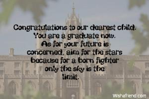 Congratulations Graduation...