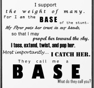 cheerleading base quotes - Google Search