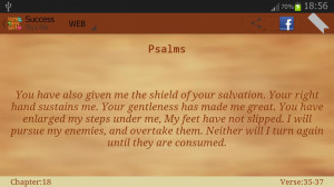 Holy Bible Quotes (Verses) - screenshot