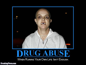 Drug Abuse Poster - pictures