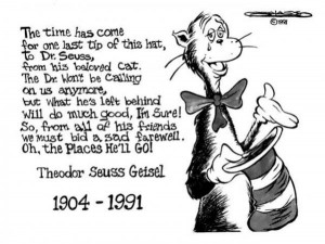 Happy Birthday, Dr. Seuss