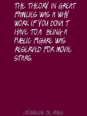 Jacqueline de Ribes's quote #1