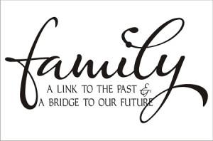 Family Link Bridge Future Sayings