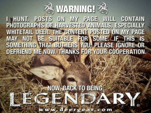 Deer Hunting Quotes for Girls