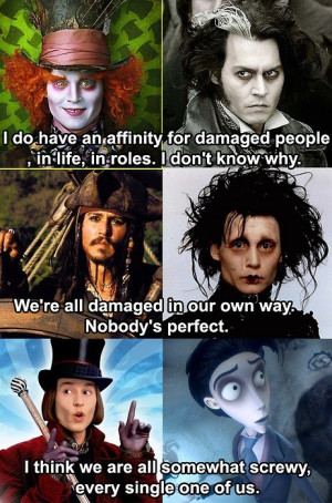 Johnny Depp - Click image to find more Film, Music & Books Pinterest ...